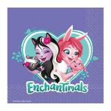 "Servietten ""Enchantimals"" 16er Pack"