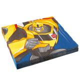 "Servietten ""Fantastische Transformers"" 20er Pack"
