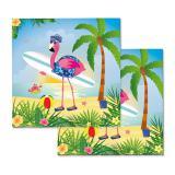 "Servietten ""Flamingo Party"" 20er Pack"