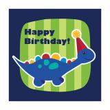 "Servietten ""Kleiner Dino"" Happy Birthday 16er Pack"
