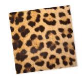"""Servietten """"Leopard"""" 20er Pack"""