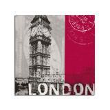 """Servietten """"London"""" 20er Pack"""