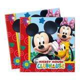 "Servietten ""Micky Maus Clubhaus"" 20er Pack"
