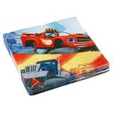 "Servietten ""Monster Truck Blaze"" 20er Pack"