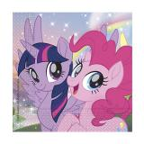 "Servietten ""My little Pony"" 20er Pack"