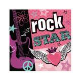 """Servietten """"Rockstar"""" 16er Pack"""