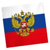 """Servietten """"Russland"""" 20er Pack"""