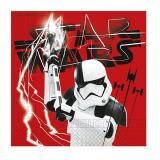 """Servietten """"Star Wars - Die letzten Jedi"""" 20er Pack"""