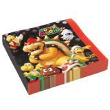 "Servietten ""Super Mario"" 20er Pack"