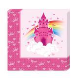 """Servietten """"Sweet Princess Dream"""" 20er Pack"""