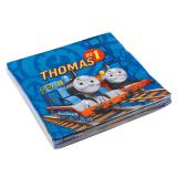 "Servietten ""Thomas die kleine Lokomotive"" 20er Pack"