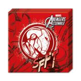 "Servietten ""Ultimative Avengers - Iron Man"" 20er Pack"