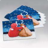 """Servietten """"Weihnachtsfreunde"""" 20er Pack"""