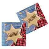 """Servietten """"Wild Cowboy"""" 12er Pack"""