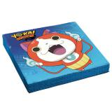 "Servietten ""Yo-Kai Watch"" 20er Pack"
