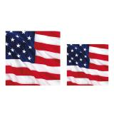 "Servietten ""Amerikanische Flagge"" 16er Pack"