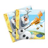 "Servietten ""Olaf im Paradies"" 20er Pack"