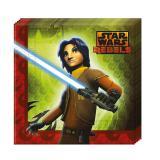 "Servietten ""Star Wars - Rebels"" 20er Pack"