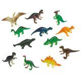 """Spielzeug Dinosaurier """"Angriffslustige Dinosaurier"""" 8er Pack"""