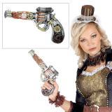 """Steampunk Revolver """"Gut Schuss"""" 30 cm"""