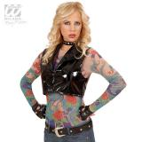 "Tattoo-Shirt ""Bikerin"""