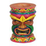Teelichthalter Tiki-Maske 8,5 cm