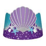 """Tiara """"Zauberhafte Meerjungfrau"""" 8er Pack"""
