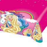 """Tischdecke """"Barbie - Dreamtopia"""" 180 x 120 cm"""