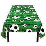 """Tischdecke """"Fußball-Traum"""" 120 x 180 cm"""