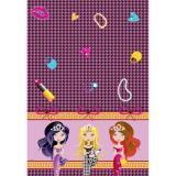 """Tischdecke """"Glam Girls"""" 180 x 130 cm"""