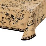 """Tischdecke """"Piraten auf großer Fahrt"""" 137 x 259 cm"""