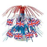 Tischdeko Fontäne England 19 cm