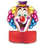 """Tischdeko """"lustiger Clown"""" 25 cm"""