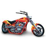 """Tischdeko """"Motorrad"""" 36 cm"""