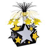 Tischdeko Stars & Sternchen-Fontäne 21 cm x 33 cm