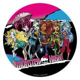 "Tortenaufleger ""Monster High"" 16 cm"
