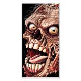 """Tür-Deko """"Zombie"""" 76 x 152 cm"""