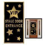 Tür-Deko Bühneneingang VIP 76 x 152 cm