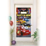 "Türkdeko ""Disney Cars Neon City"" 76 x 152 cm"