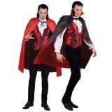 """Umhang mit Kragen """"Gefährlicher Vampir"""" 120 cm"""
