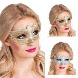 "Venezianische Augenmaske ""Glamour Deluxe"""