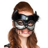 "Venezianische Maske ""Sexy Kitty"""