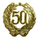 "Wanddeko ""50. Jubiläum"" 45 cm"