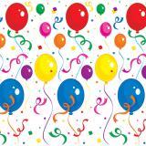 Wanddeko Bunter Ballon 9,1 m