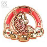 """Wanddeko """"Chinesischer Fisch"""""""