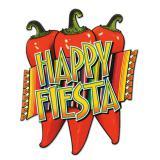 Wanddeko Happy Fiesta 35 x 43 cm