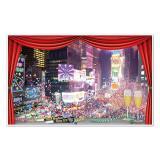 "Wanddeko ""Silvester Broadway"" 157 cm"