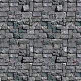 Wanddeko Burgmauer 1,2 x 9,1 m
