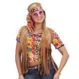 """Weste mit Haarband """"Hippie"""" 2-tlg."""