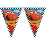 "Wimpel-Girlande ""Rasante Cars"" 230 cm"